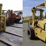 Komatsu Forklift FG40-M009A-70619