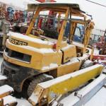 Komatsu Forklift FG40-M009A-70619 (2)