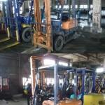Toyota Forklift フメイ-54494