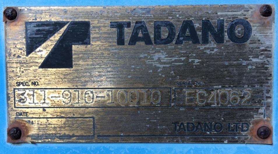 Tadano Z252-EC4062.