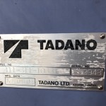 Tadano ZR553-EW2048..