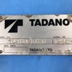 Tadano RAC 503SL 310-930-10320 EH4426.